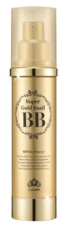 Lioele Super BB крем Gold Snail 50 мл