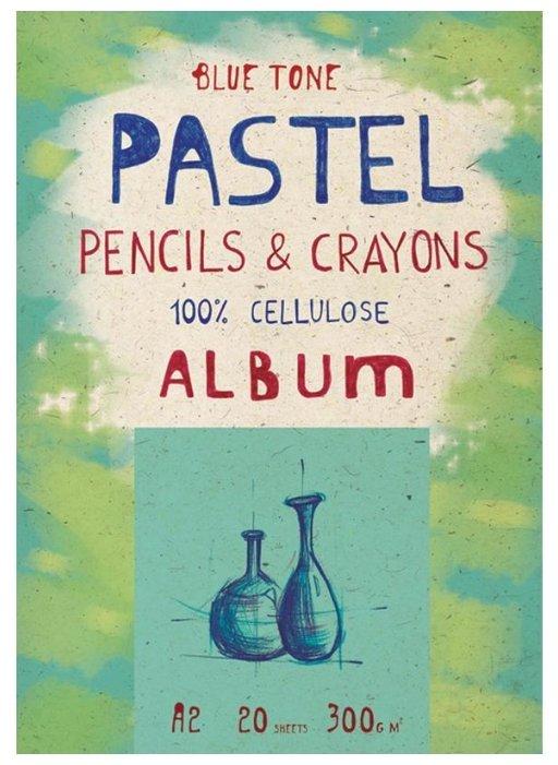 Альбом для пастели Кройтер 59.4 х 42 см (A2), 300 г/м², 20 л.