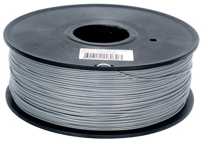 ABS пруток Shenzhen Primes Technology Co 1.75 мм серебряный