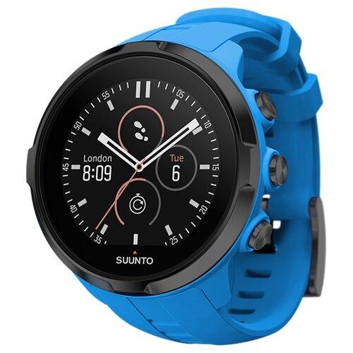 Умные часы SUUNTO Spartan Sport wrist HR, blue