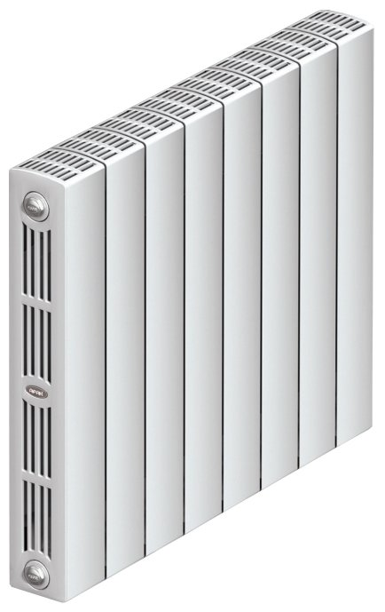 Радиатор биметаллический Rifar SUPReMO Ventil 350 x7 — купить по выгодной цене на Яндекс.Маркете
