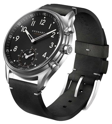 Часы Kronaby Apex (leather strap)