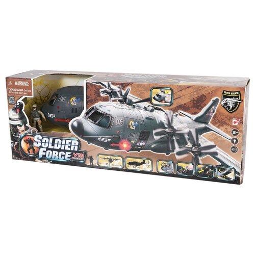 Купить Набор фигурок Chap Mei Soldier Force 521015, Солдатики