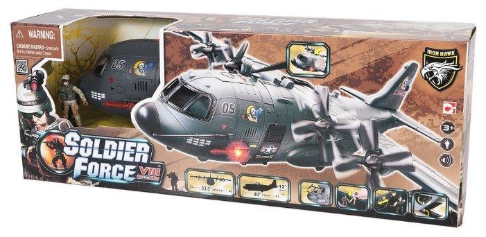 Набор фигурок Chap Mei Soldier Force 521015