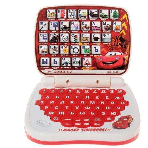 Купить Компьютер Zabiaka Тачки красный/белый, Детские компьютеры
