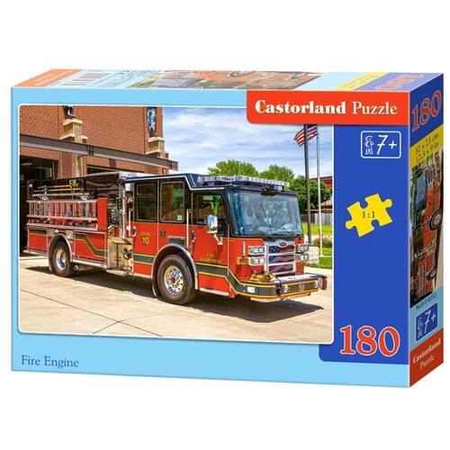 Пазл Castorland Fire Engine (В-018352), 180 дет.