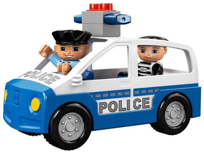 Лего дупло полиция картинки