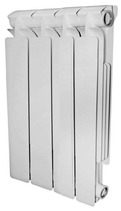 STOUT Радиатор секционный алюминий  Bravo 350