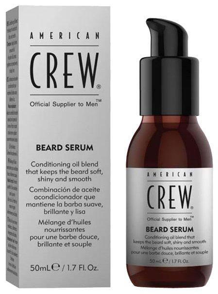 American Crew Сыворотка для бороды Beard Serum