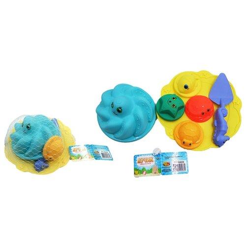 Набор ABtoys PT-00689 синий/голубой/желтый