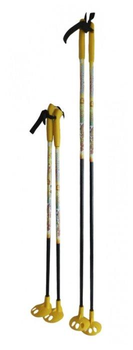 Лыжные палки ATEMI Снежинка