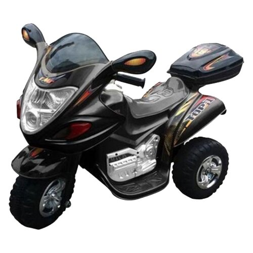 Купить China Bright Pacific Трицикл Скутер HL-238 черный, Электромобили