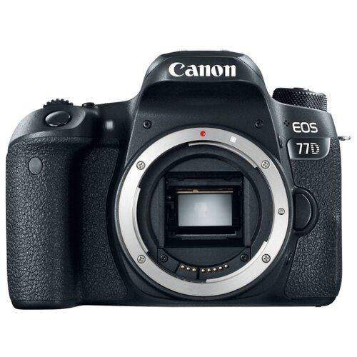 Фотоаппарат Canon EOS 77D Body