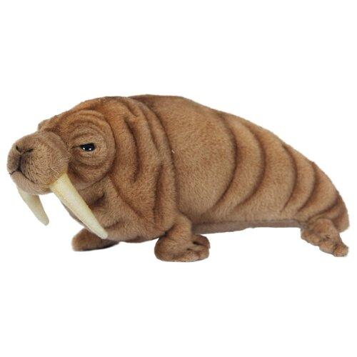 Фото - Мягкая игрушка Hansa Морж 11 см мягкая игрушка hansa лиса 90 см