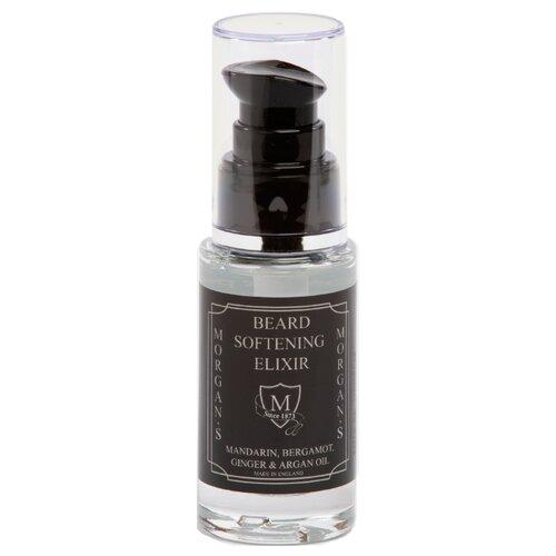 Morgan's Эликсир для бороды Beard Softening Elixir, 30 мл со эликсир купить