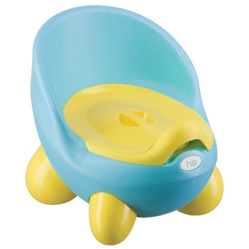 Купить Happy Baby горшок Ergo potty голубой, Горшки и сиденья