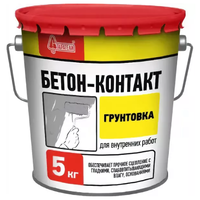 "Грунтовка бетон-контакт ""старатели"" 5 кг (120шт./под)"