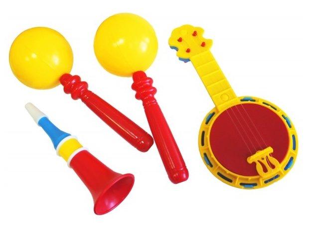 Пластмастер набор инструментов Этно-музыка
