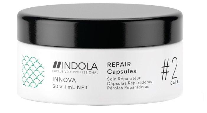 Indola Innova Care Repair Восстанавливающие капсулы для волос и кожи головы