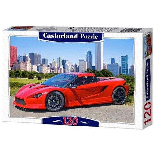Купить Пазл Castorland Машина K-1 Attack (В-12480), элементов: 120 шт., Пазлы