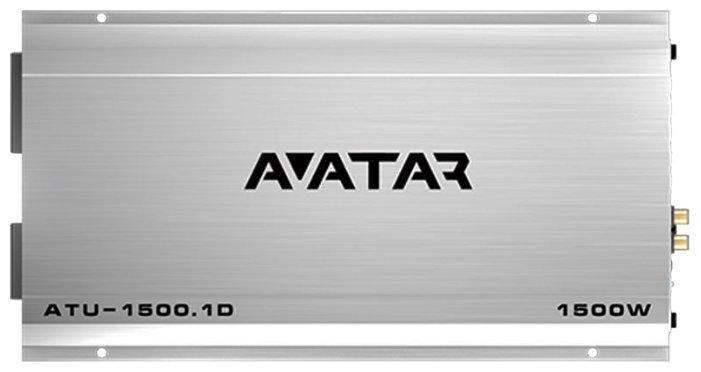 Автомобильный усилитель Avatar ATU-1500.1D