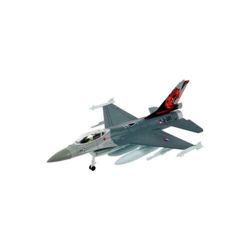 Фото - Сборная модель Revell F-16 Fighting Falcon easykit (06644) 1:100 сборная модель revell porsche 356 cabriolet 07043 1 16