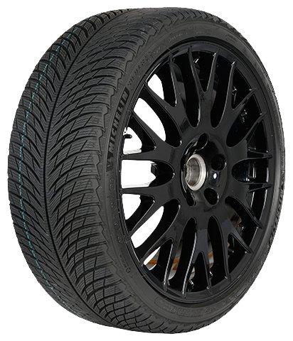 Автомобильная шина MICHELIN Pilot Alpin 5 245/45 R19 102V
