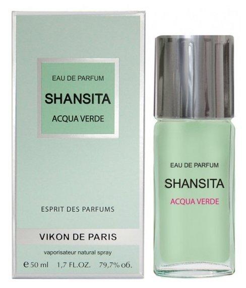 Новая Заря Shansita Acqua Verde