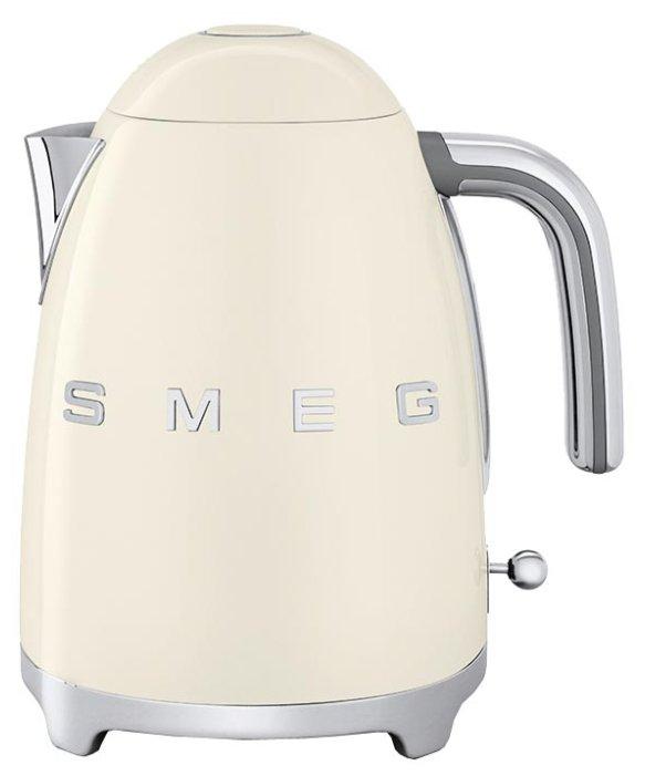 Чайник smeg KLF03, кремовый - Характеристики - Яндекс.Маркет (бывший Беру)