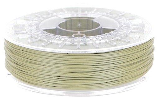 PLA/PHA пруток Colorfabb 1.75 мм зеленовато-бежевый
