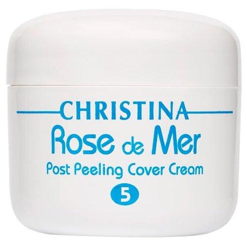Christina Rose De Mer Post Peeling Cover Cream Постпилинговый защитный крем для лица (шаг 5), 20 мл