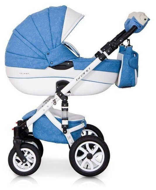Универсальная коляска Riko Brano Ecco (2 в 1)