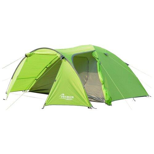 Палатка Premier SAHARA-4 зеленый