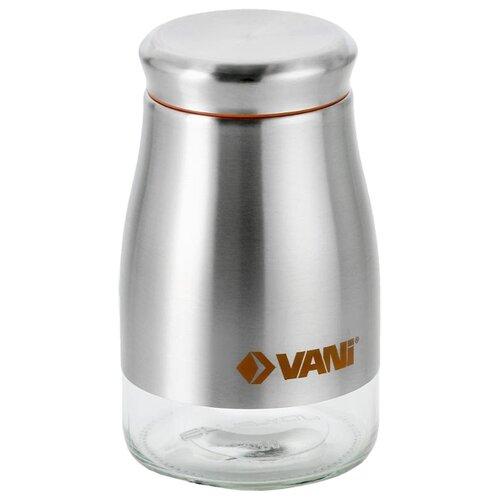 VANI Банка для сыпучих продуктов V9002 1250 мл