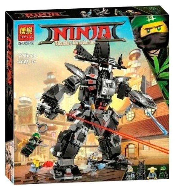 Конструктор BELA (Lari) Ninja 10719 Робот-великан Гармадона