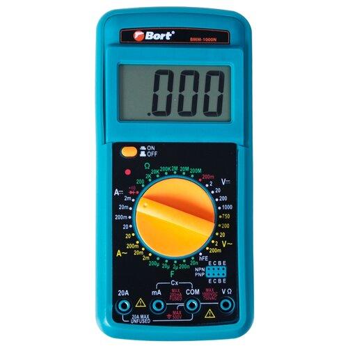Мультиметр Bort BMM-1000NМультиметры и тестеры<br>