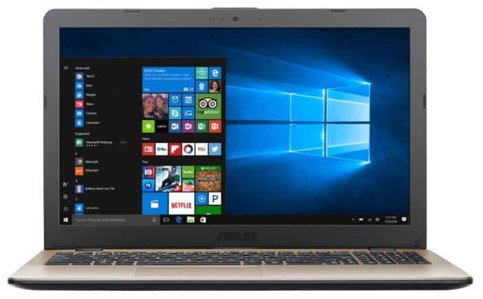 Ноутбук ASUS VivoBook 15 X542UA (Intel Pentium 4405U 2100 MHz/15.6