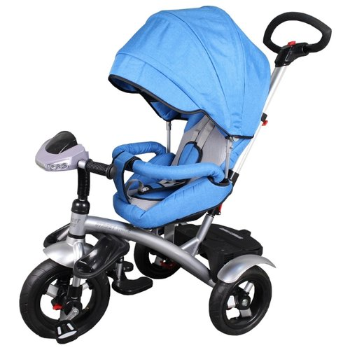 Купить Трехколесный велосипед Street trike A57, синий, Трехколесные велосипеды