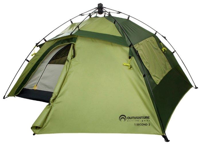 Палатка OUTVENTURE 1 Second Tent 2