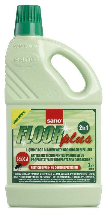Sano Средство для мытья полов Floor plus