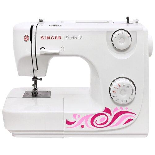 цена на Швейная машина Singer Studio 12, белый