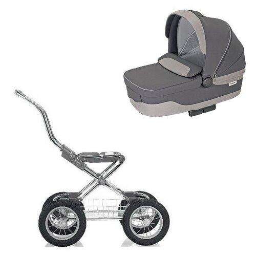 Купить Коляска для новорожденных Inglesina Sofia (шасси Comfort Chrome) argento, Коляски