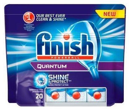 Finish Quantum таблетки (оригинальные)