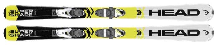 Горные лыжи HEAD Supershape Team SLR2 (17/18)