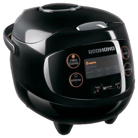 Мультиварка REDMOND RMC-03 черный