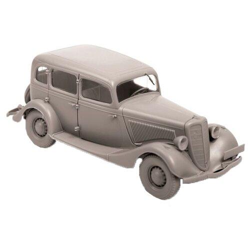 Купить Сборная модель ZVEZDA Советский автомобиль ГАЗ М1 (3634) 1:35, Сборные модели