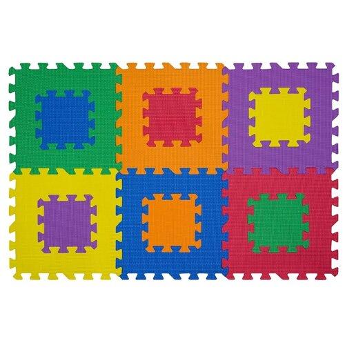 Коврик-пазл Funkids Мозаика-12 (KB-049-6-NT-M), Игровые коврики  - купить со скидкой