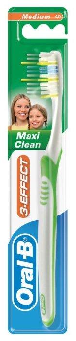 Зубная щетка Oral-B 3-effect Maxi Clean