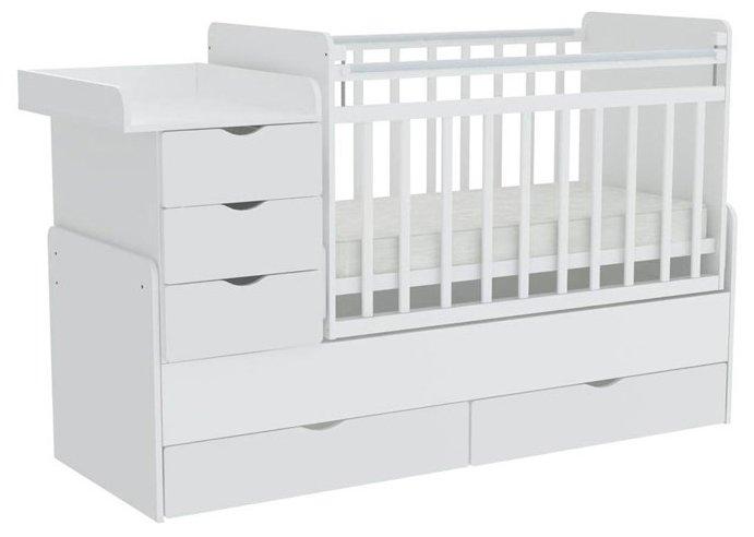 Кроватка Фея 1150 (трансформер)