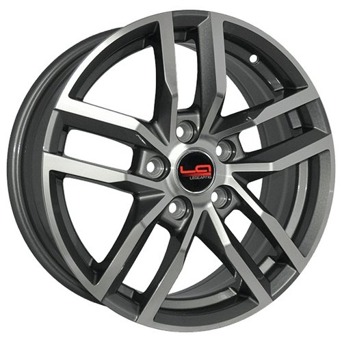 Фото - Колесный диск LegeArtis VW139 6.5x16/5x112 D57.1 ET46 GMF колесный диск legeartis mb120 10x21 5x112 d66 6 et46 gmf